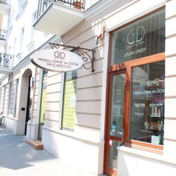 GD Studio Danuta Gonera Hairdressers Warschau Image 1