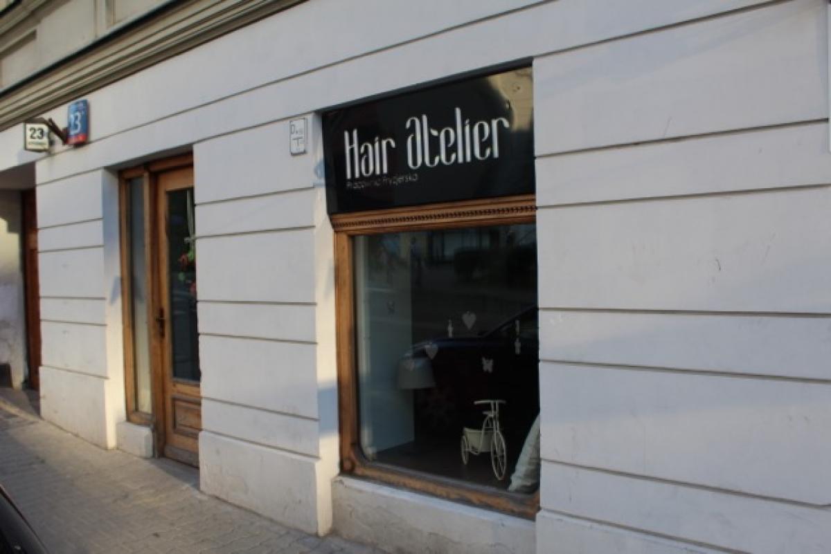 Pracownia Atelier Hair Hairdressers Warschau Image 1
