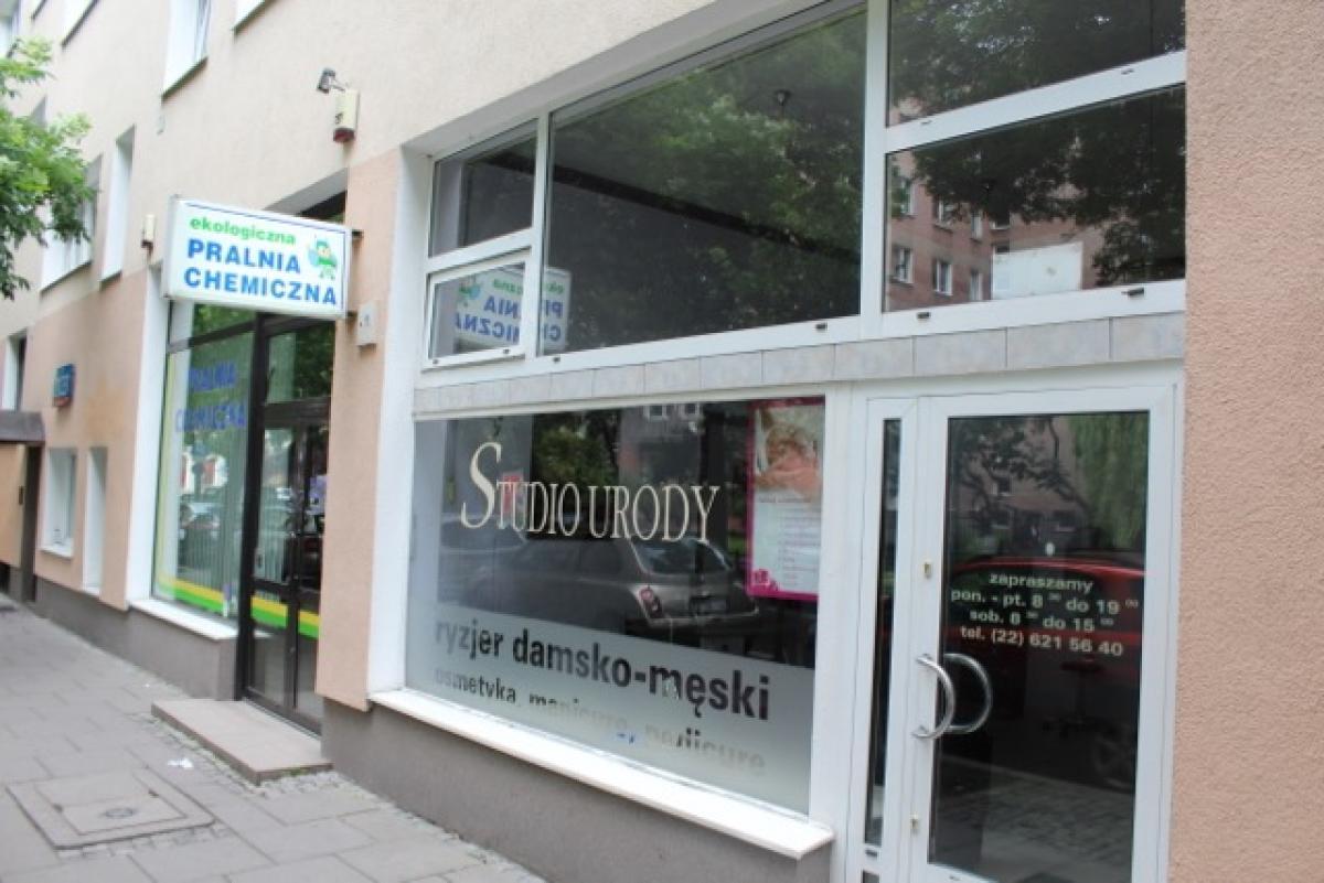 Studio Urody Hożej Hairdressers Warschau Image 1
