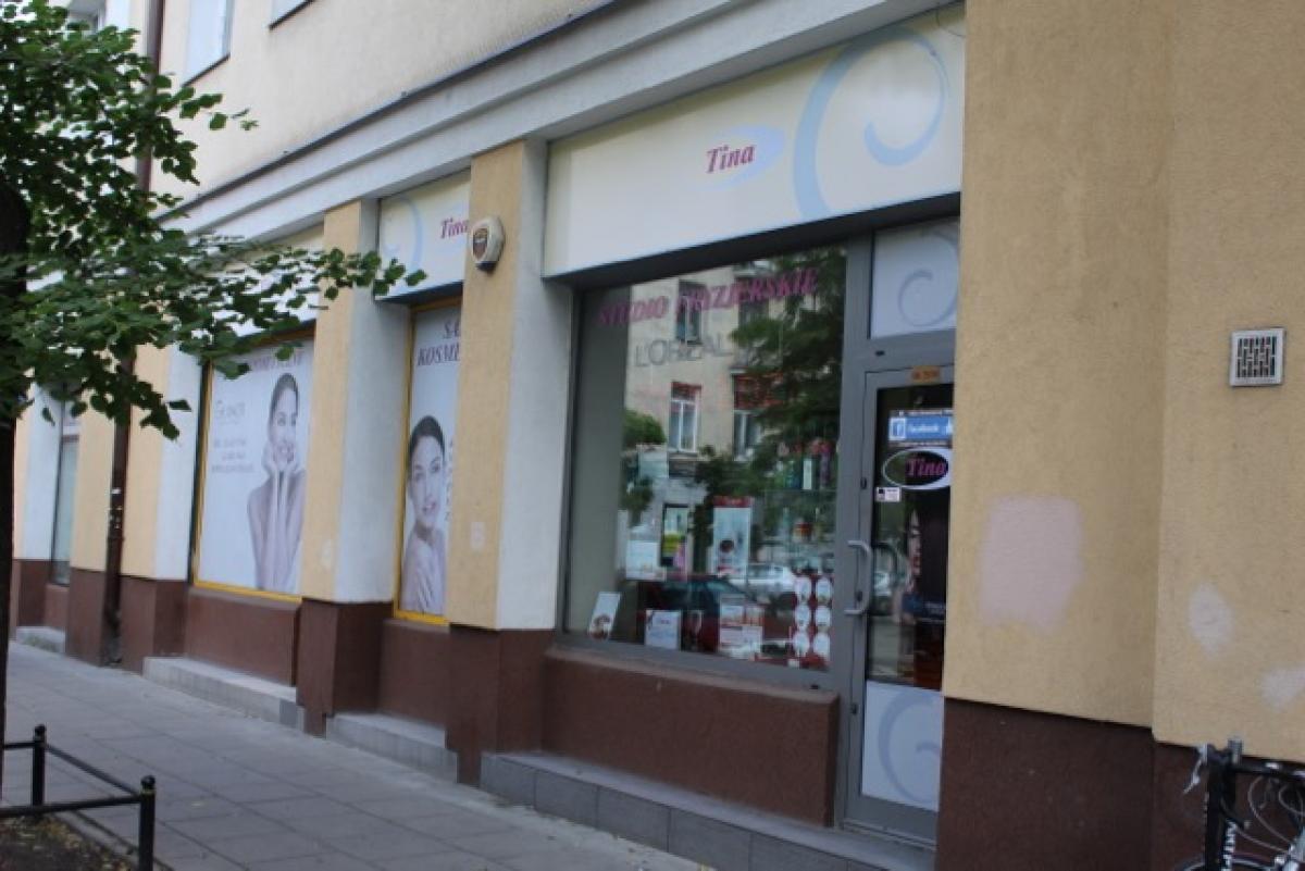 Tina Hairdressers Warschau Image 1